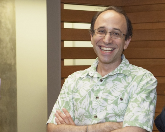 Daniel A. Spielman, Henry Ford II Professor of Computer Science, Mathematics, and Applied Mathematics at Yale University